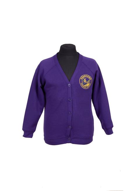 Headcorn Primary sweatshirt cardigan (68919)