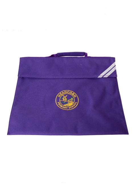 Headcorn Primary book bag (31916)
