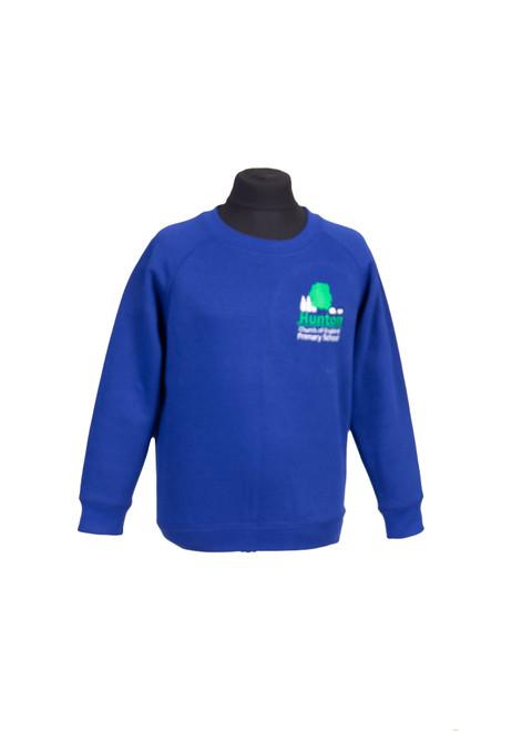 Hunton Primary crew neck sweatshirt (42810)