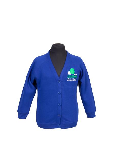 Hunton Primary sweat cardigan (68920)
