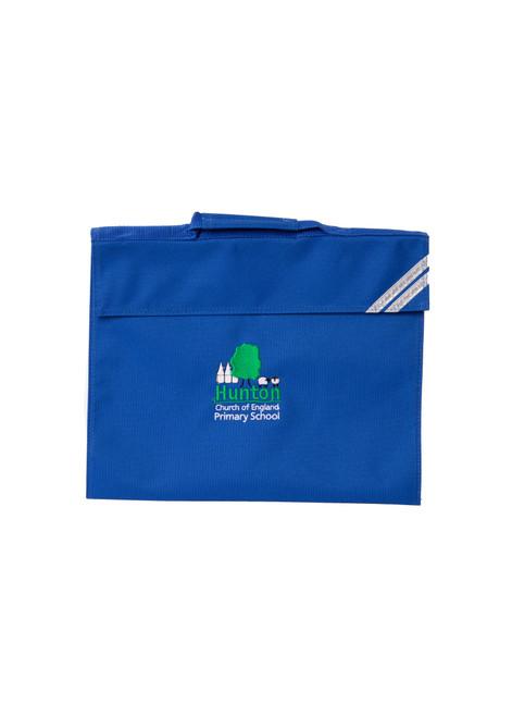 Hunton Primary book bag (31887)