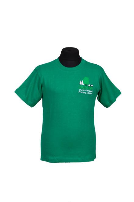Hunton Primary green house t-shirt (42514)