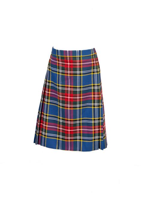 Lingfield College Prep tartan skirt (69704)