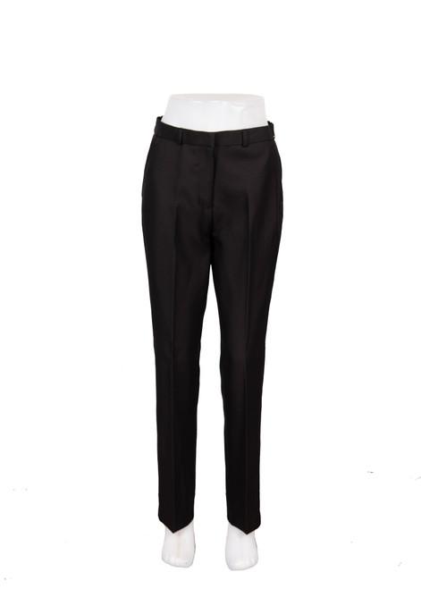 Black classic cut girls trouser (77998)