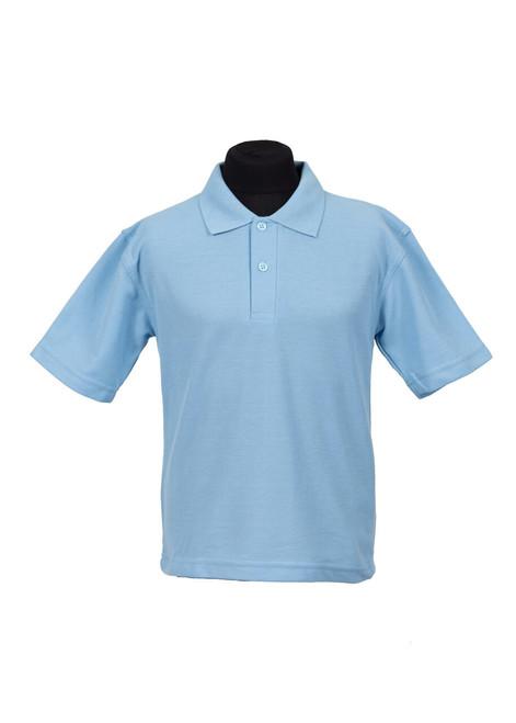 Lingfield College Prep sky polo shirt (79112)