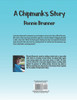 A Chipmunk's Story