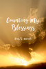 Counting My Blessings - eBook