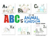 The ABC's of the Animal Kingdom - eBook