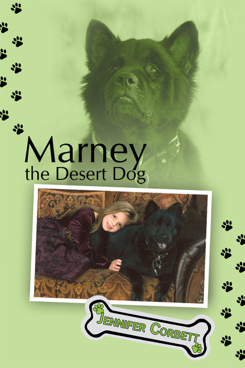 Marney the Desert Dog