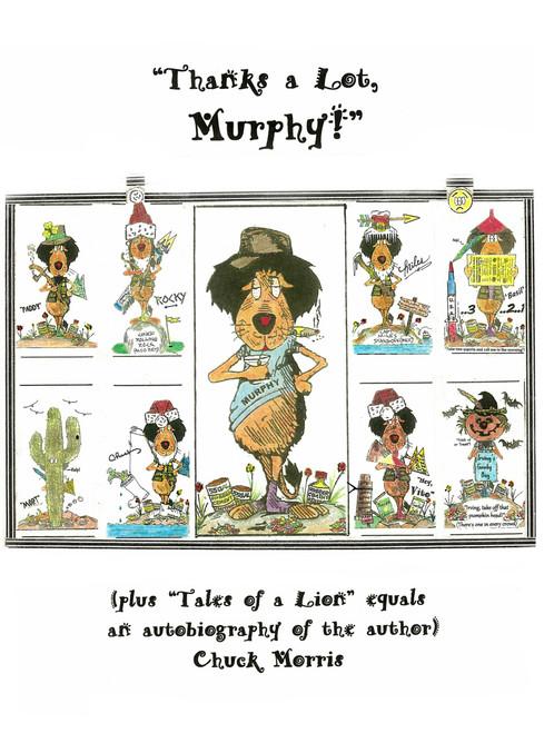 Thanks a Lot, Murphy! -eBook