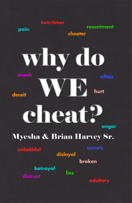 why do WE cheat?  - eBook