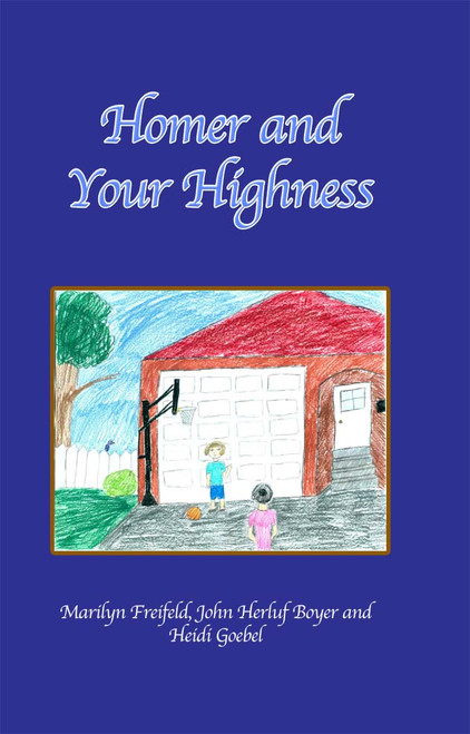 Homer and Your Highness - eBook