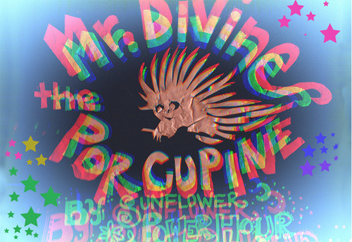 Mr. Divine the Porcupine