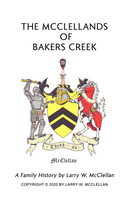 The McClellands of Bakers Creek