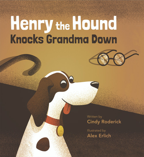 Henry the Hound Knocks Grandma Down