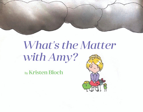 What's the Matter with Amy? - eBook