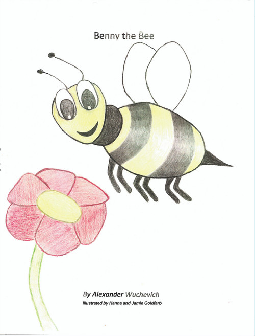Benny the Bee - eBook