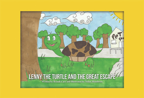 Lenny the Turtle and the Great Escape