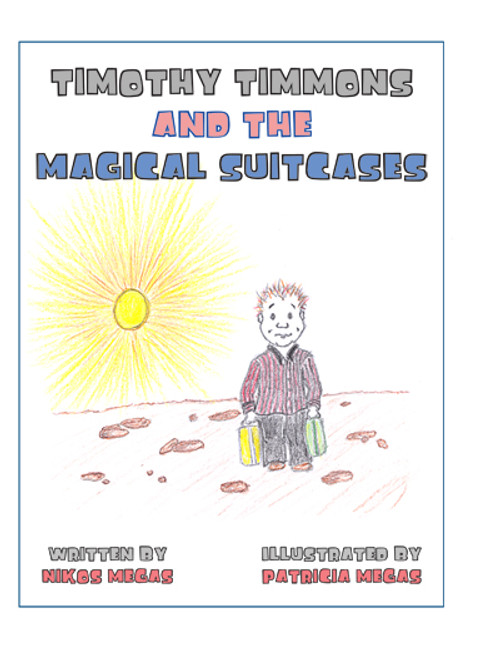 Timothy Timmons and the Magical Suitcase (HB Version)