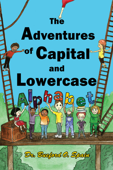 The Adventures of Capital and Lowercase Alphabet
