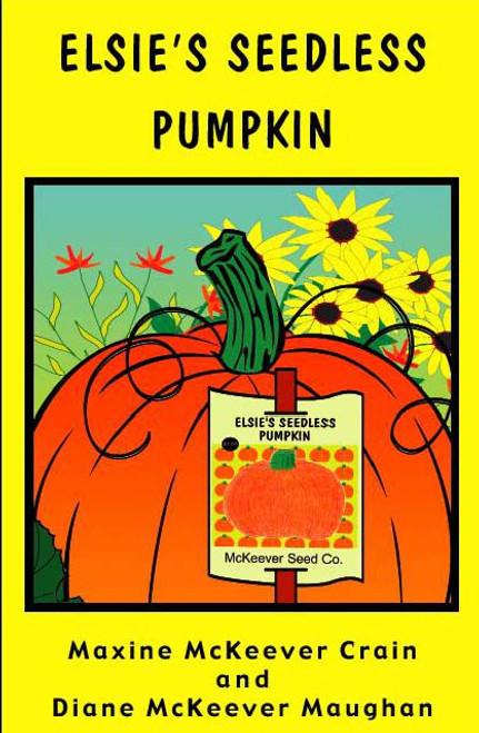 Elsie's Seedless Pumpkin