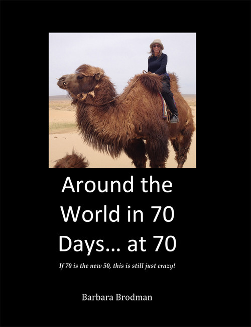 Around the world in 70 Days...at 70
