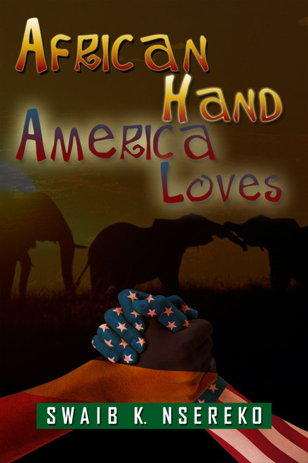 African Hand America Loves