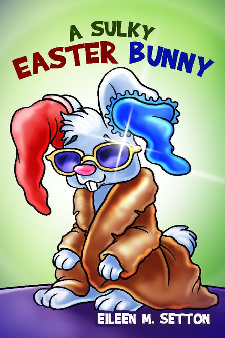 A Sulky Easter Bunny
