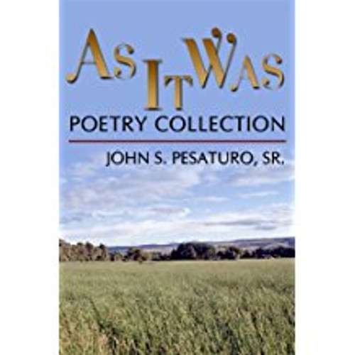 As It Was: A Poetry Collection