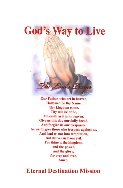 God's Way to Live