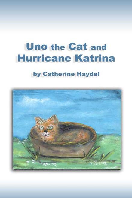 Uno the Cat and Hurricane Katrina