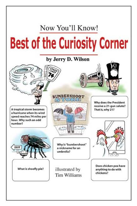 Best of the Curiosity Corner