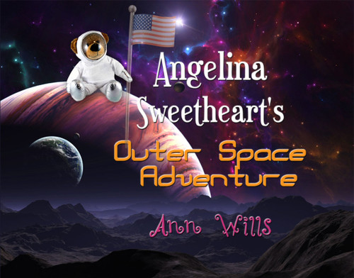 Angelina Sweetheart's Outer Space Adventure
