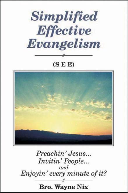 Simplified Effective Evangelism