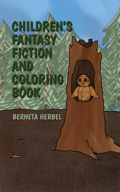 Children's Fantasy Fiction and Coloring Book