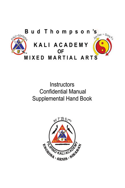 Instructors Confidential Manual Supplemental Handbook