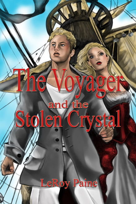 The Voyager and the Stolen Crystal