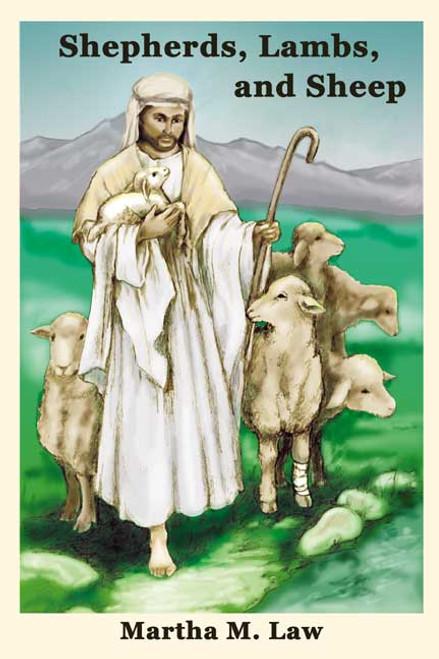 Shepherds, Lambs, and Sheep
