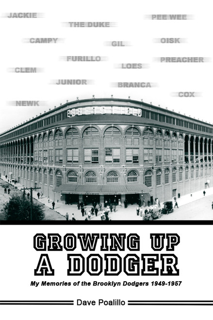 Growing Up a Dodger