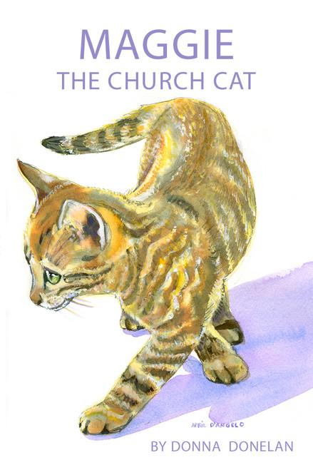 Maggie the Church Cat