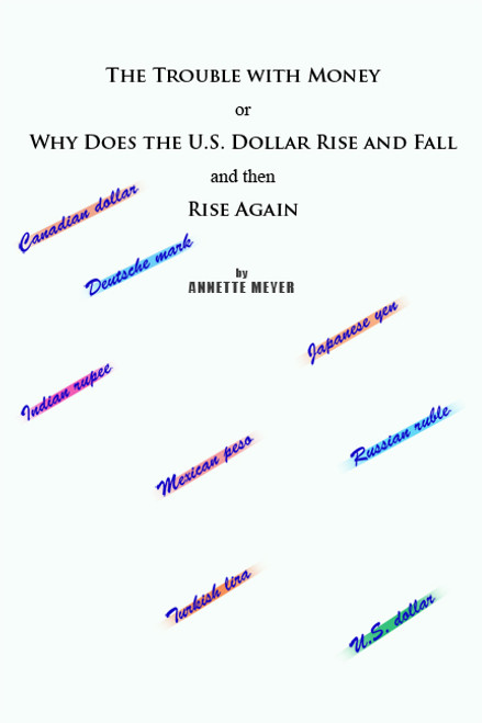 The Trouble with Money or Why Does the U.S. Dollar Rise and Fall and Then Rise Again