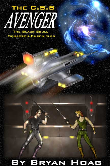 The C.S.S. Avenger: The Black Skull Squadron Chronicles
