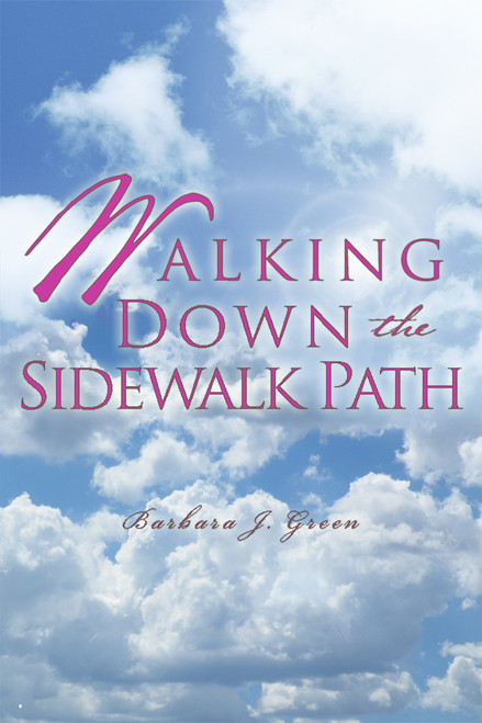 Walking Down the Sidewalk Path