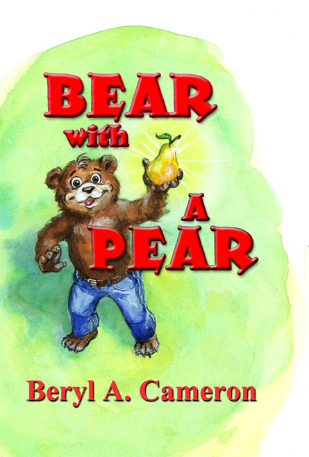 BEAR WITH A PEAR
