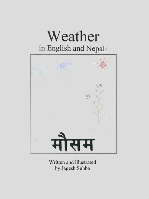 Weather: In English and Nepali