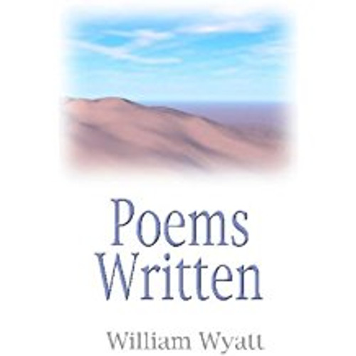 Poems Written