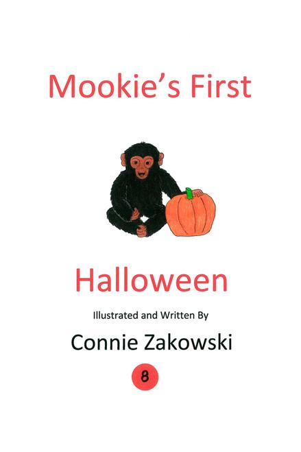 Mookie's First Halloween - eBook