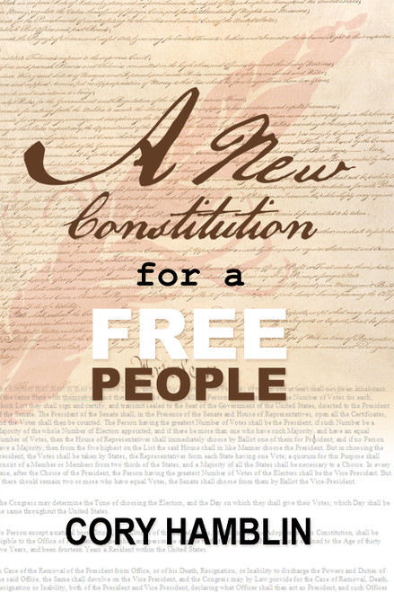 A New Constitution for a Free People - eBook