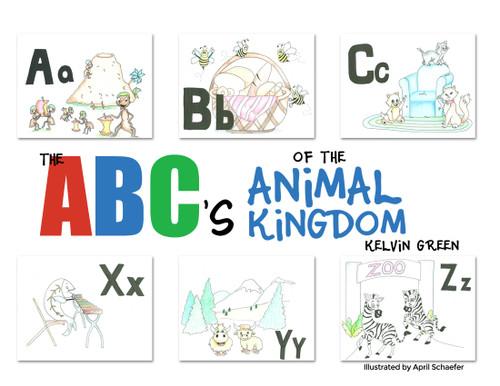 The ABC's of the Animal Kingdom - eBook
