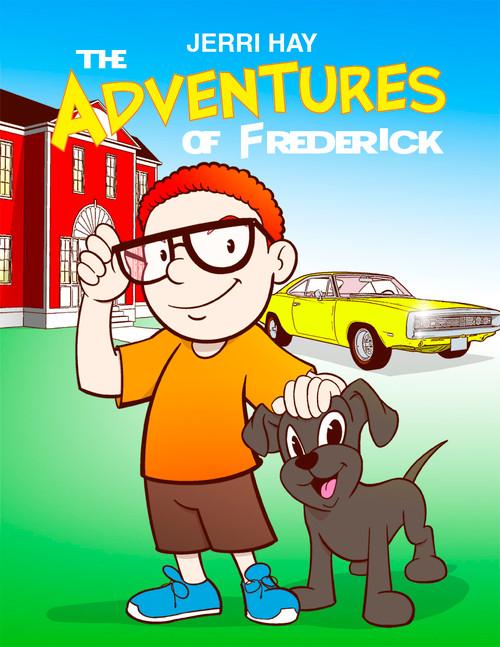 The Adventures of Frederick - eBook
